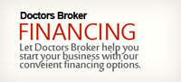 financing a medical practice